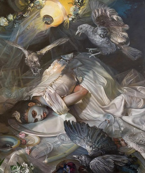 Margaret-Bowland-Painting-3
